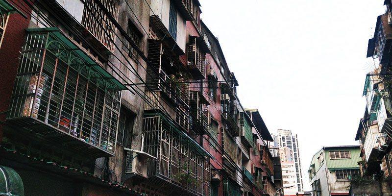 全臺三十年以上老屋佔四十八%,重建刻不容緩。 圖/本刊資料室