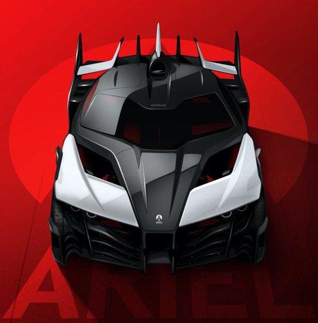 終極版Ariel跑車-Hipercar將於今年底現身?