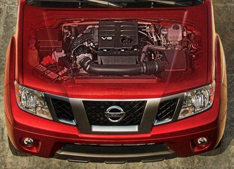 影/ 2020 Nissan Frontier貨卡搭載新V6與9速變速箱