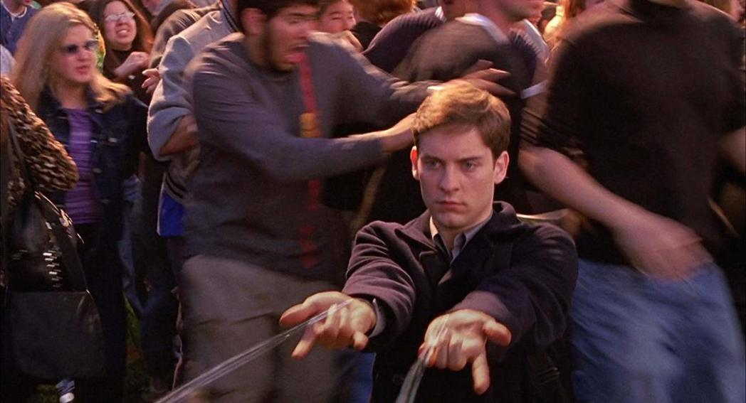 陶比麥奎爾的「蜘蛛人」系列叫好叫座,至今仍為觀眾懷念。圖/摘自imdb