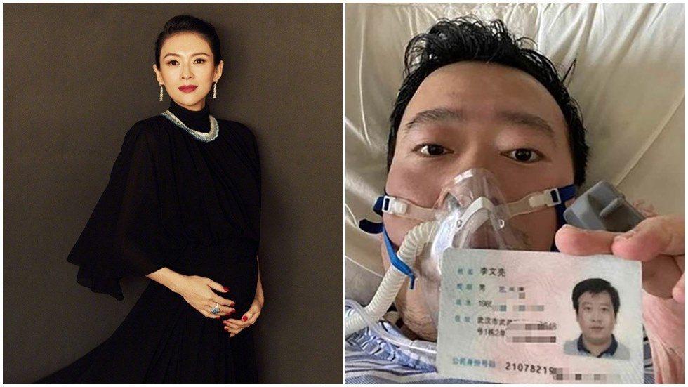 「吹哨人」李文亮醫生病逝,引起外界悲痛。圖/摘自微博