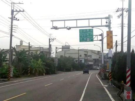 高雄市第二處區間測速設置完成 3月1日起正式上線執法