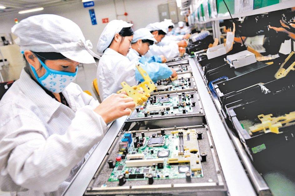 「鴻海威州廠出貨 推咖啡聯網設備」的圖片搜尋結果