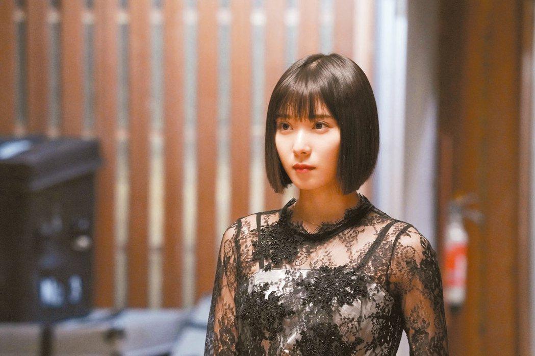 女星松岡茉優憑「蜜蜂與遠雷」演出於本屆「日刊Sports映畫大賞」奪下影后。 圖