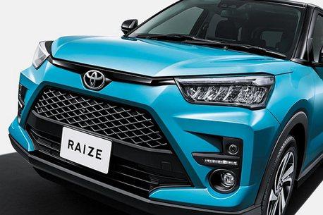 和泰真的不考慮?Toyota Raize交付首月就衝上日本乘用車銷售冠軍