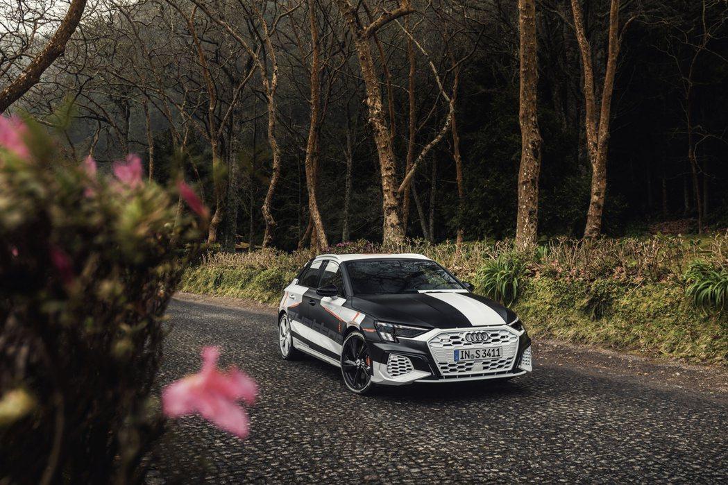全新第四代Audi A3發表在即。 摘自Audi