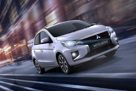 台灣合適嗎?60萬內平價安全小車,小改款三菱Mirage英國開賣