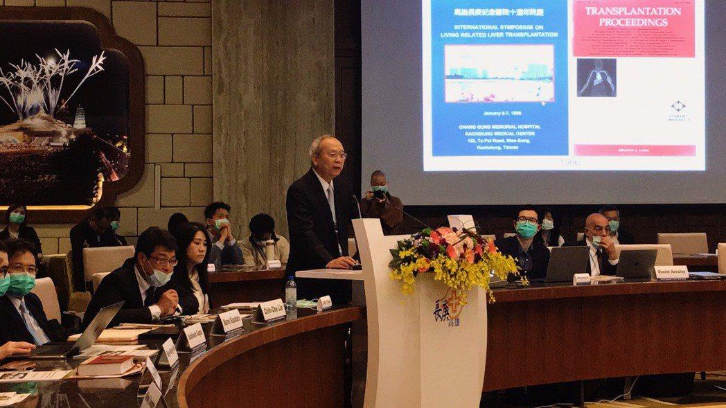 國際活體肝移植研究會世界大會為全球活肝移植領域兩年一度的盛會,已辦理至第四屆,本...