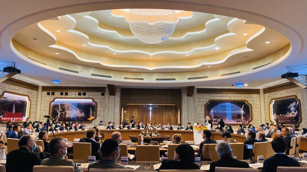 為期兩天的「國際活體肝移植研究會第四屆世界大會」今於高雄佛光山佛陀紀念館盛大登場...