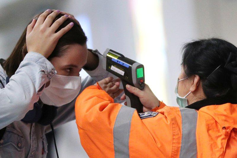 武漢肺炎病例和死亡人數持續增加。路透