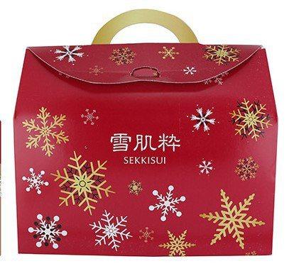 7-ELEVEN推出首次在台販售的「雪肌粹周年限定美顏福袋組」,內含雪肌粹淨白洗...