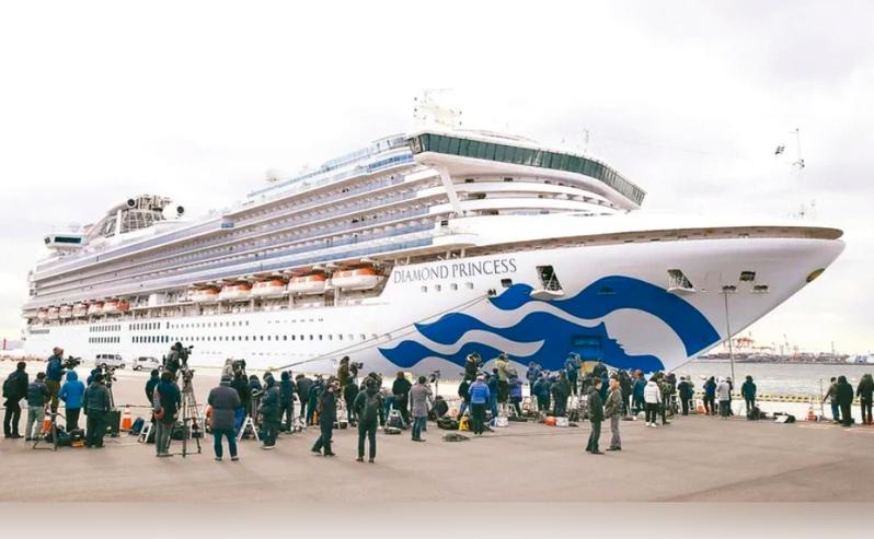 負責營運鑽石公主號遊輪的公主遊輪公司,向船上旅客發布訊息,公司將全額退費給所有旅客。美聯社