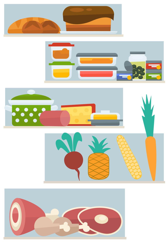 有些人家裡整理得井井有條,打開冰箱卻雜亂擁擠、飄散異味。要維持一個乾淨好用的冰箱...