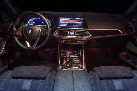 BMW與Alcantara攜手合作 推出滿滿麂皮的限量版本X5!