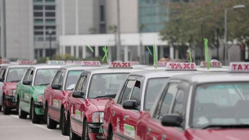 有網民坦言擔心樓主的安危,表示計程車司機亦是中招的高危一族。 示意圖/香港01資料圖片