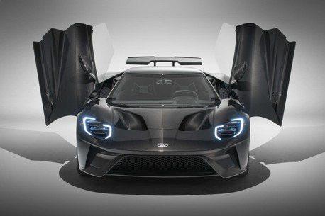 2020年Ford GT動力、車身全面升級 還有全碳纖維車身與利曼彩繪版本