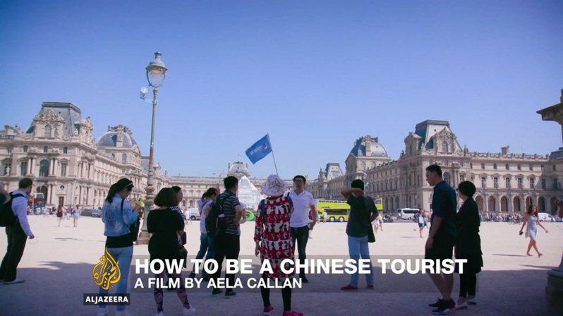 春節期間正是中國遊客出國的旺季,但是以中國遊客占大宗的亞太地區卻首當其衝,因疫情嚴峻而遊客大減。(Photo by 影片截圖)