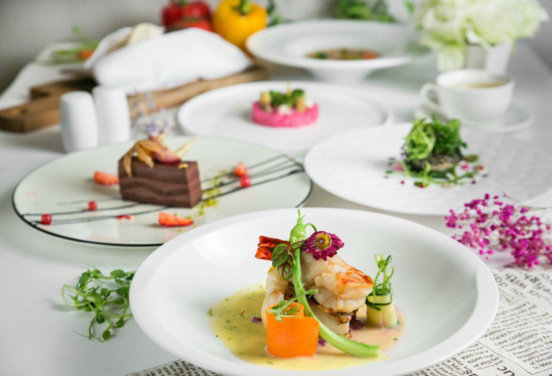 館內各項消費從義法料理、頂級SPA療程,皆可抵用。圖/大地酒店提供