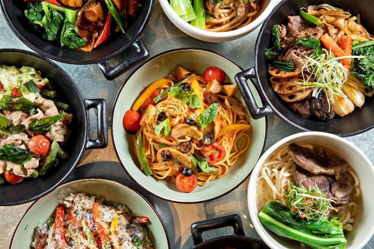 飯店外帶料理約餐廳價格的7折。圖/台北晶華酒店提供