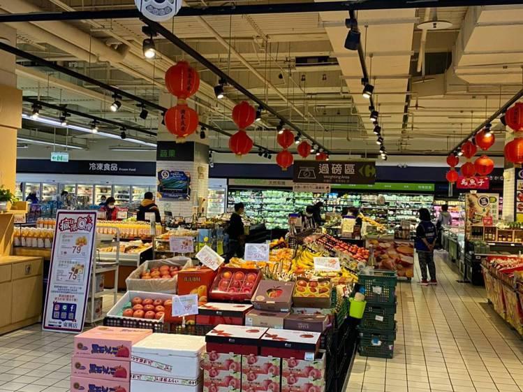 家樂福位於台北市的東興店將營業至今年3月8日。圖/家樂福提供