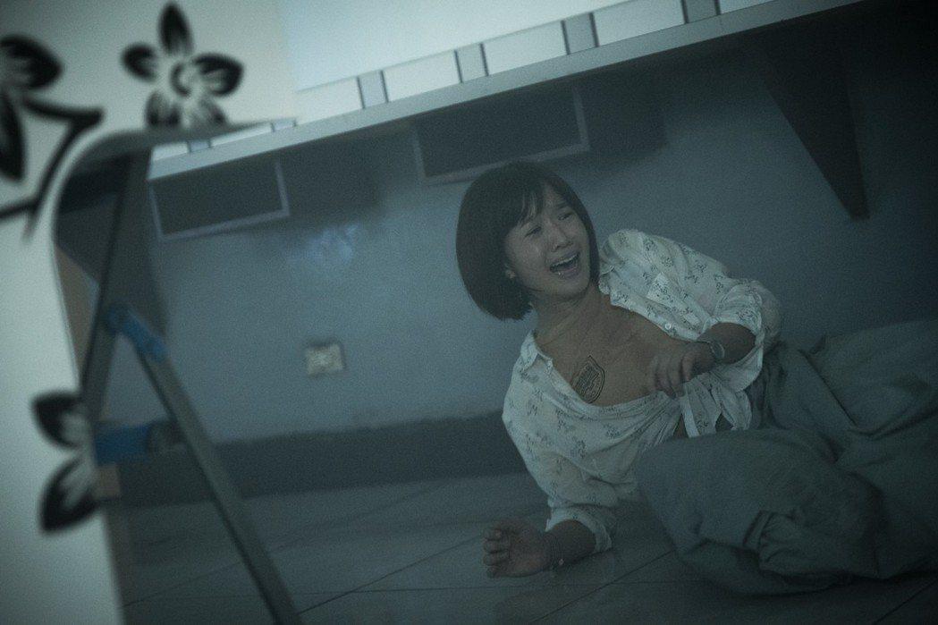 嚴正嵐接演「女鬼橋」打破怕鬼心房。圖/傳影提供