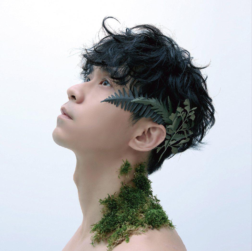 光良新專輯封面「絕類」。圖/星娛音樂提供