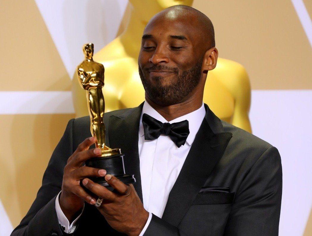 奧斯卡頒獎典禮上將會有已逝NBA球星柯比布萊恩的緬懷橋段。(路透)