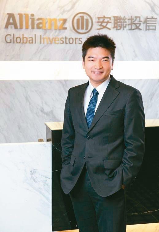 安聯台灣科技基金經理人廖哲宏。圖╱安聯投信提供