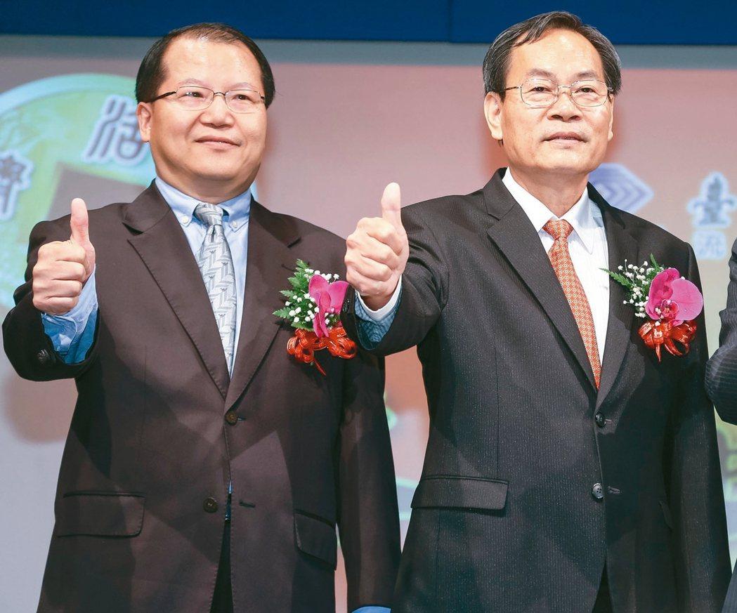 廣越總經理吳朝筆 (本報系資料庫)