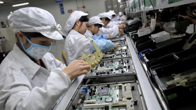 中國大陸連接器龍頭暨電子零件大廠立訊精密傳將躋身蘋果iPhone組裝夥伴,是紅色...