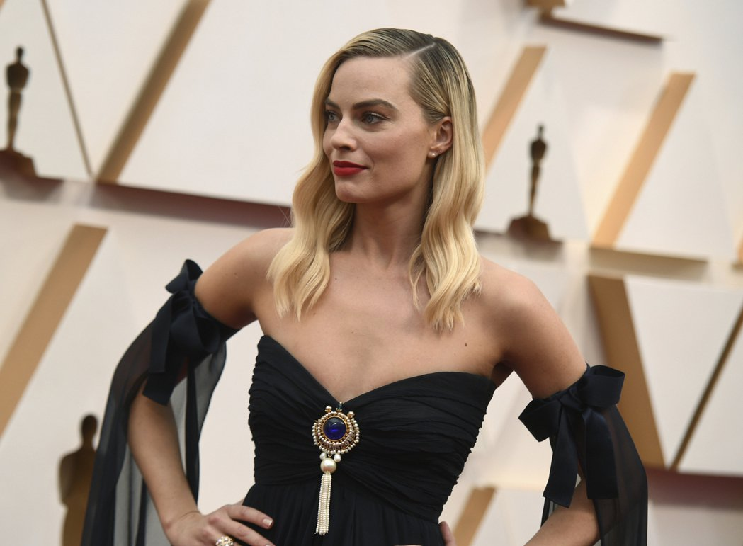 瑪格羅比(Margot Robbie)。圖/美聯社