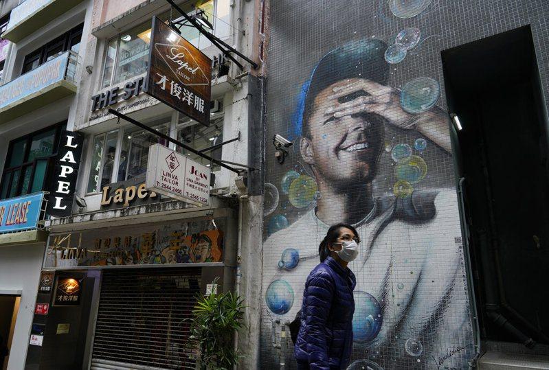 香港武漢新型肺炎確診病者,已累計36例。 美聯社