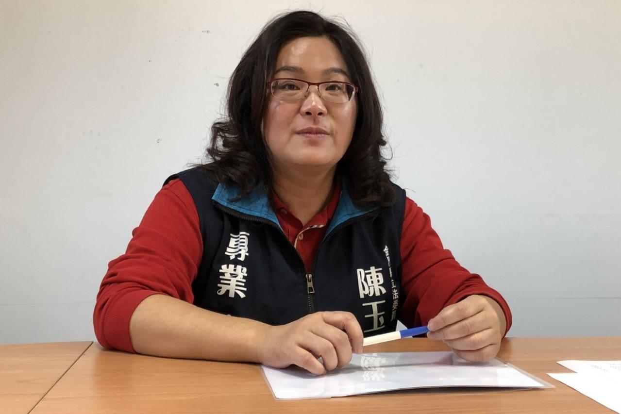 遭嗆沒資格當立委 陳玉珍:蘇貞昌是台灣國行政院長?