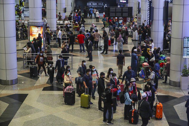 馬來西亞武漢肺炎確診病例累計至18例。圖為吉隆坡國際機場。 歐新社