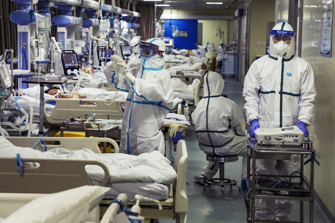 武漢肺炎的高壓衝擊下,加上日前李文亮醫生之死沸騰,蔣彥永遭軟禁的消息被證實,引發...