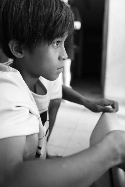 菲律賓 Nasabu:「我不喜歡白色的衣服,因為顯得沒洗澡的我很髒。」 圖/道卡...