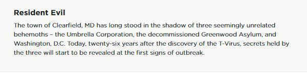 圖:Resident Evil Wiki
