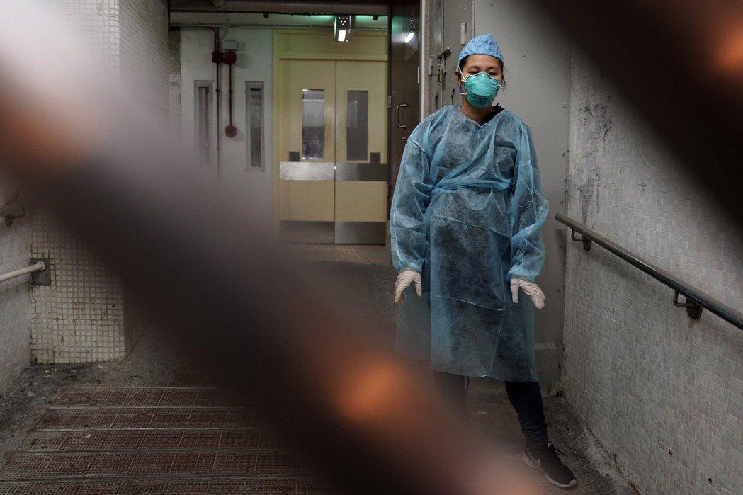 武漢肺炎疫情爆發至今,全球死亡案例已逾千例。 圖/美聯社