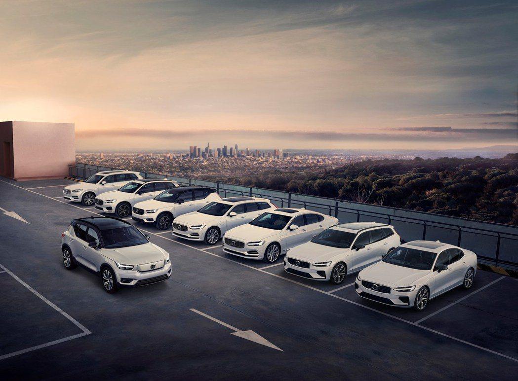 中國吉利汽車正和Volvo商討合併的可能性。 摘自Volvo