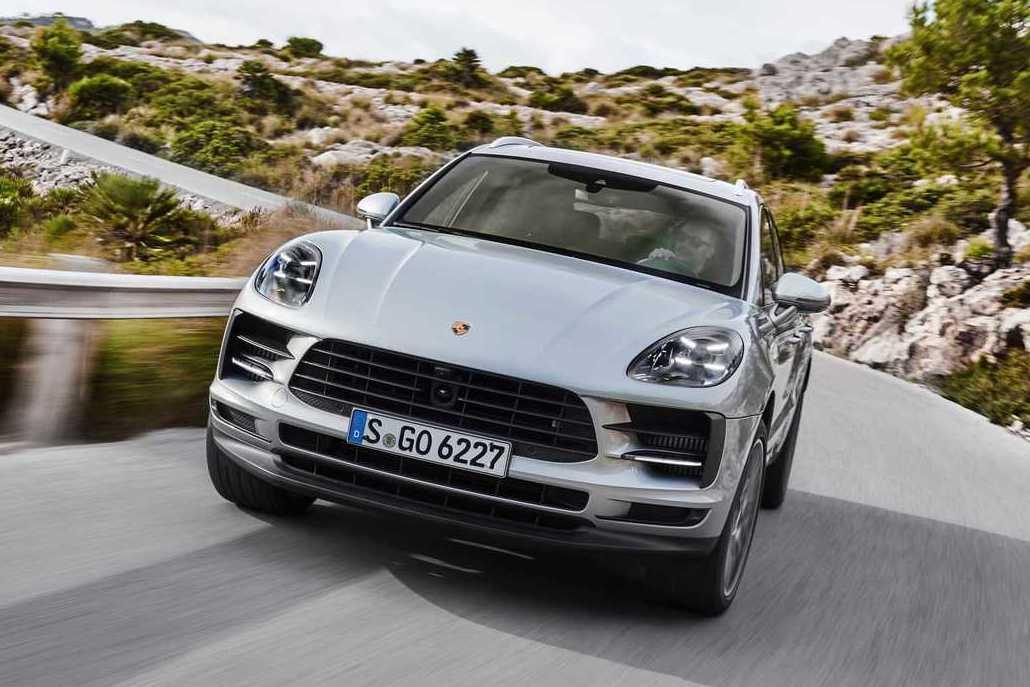 燃油版和純電版將可能先共存 Porsche Macan將在2024年完全電動化