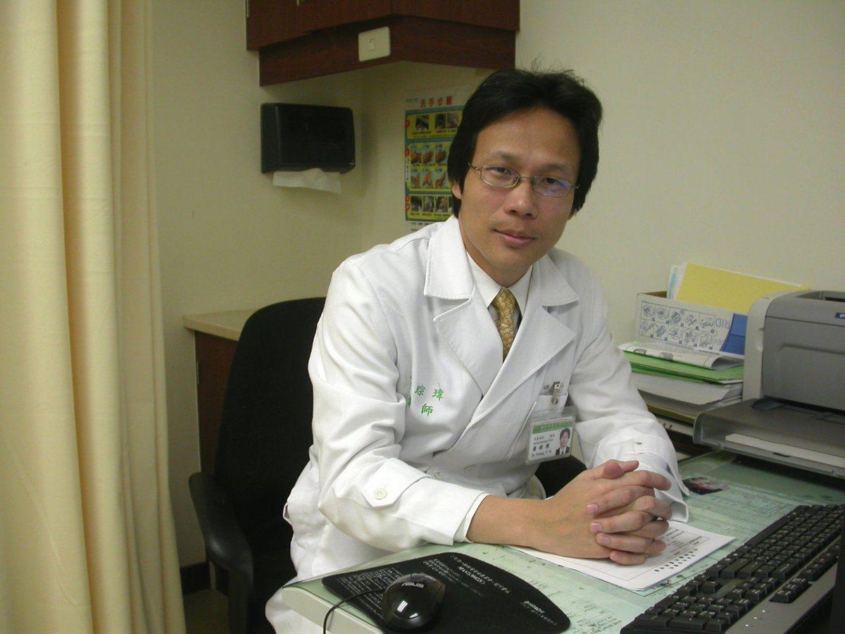 亞東醫院耳鼻喉科主治醫師 黃琮瑋 圖/黃琮瑋醫師 提供