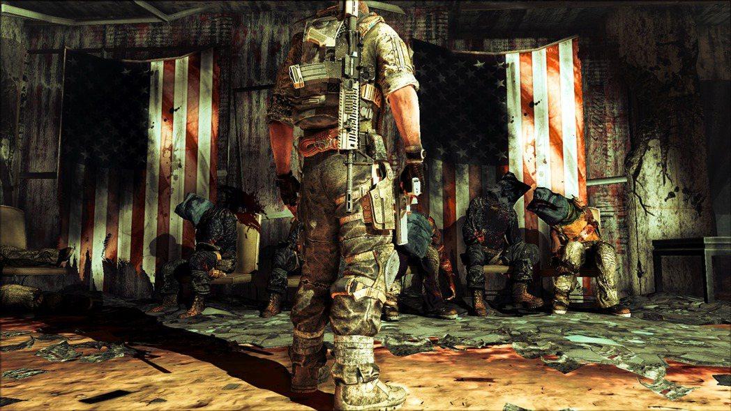 《Spec Ops: The Line 特種戰線》遊戲畫面