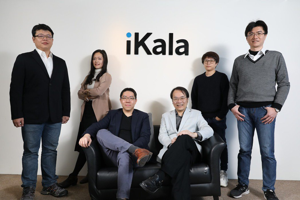 前Google台灣董事總經理簡立峰博士(右三),正式加入iKala董事會。 iK...