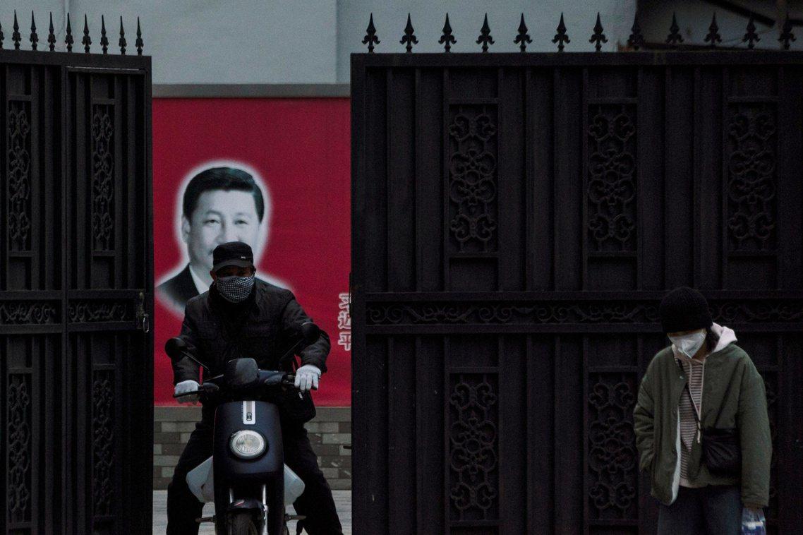 「但如果疫情持續失控,遲遲見不到『拐點』...那我們會將見證中國的『車諾比時刻』...