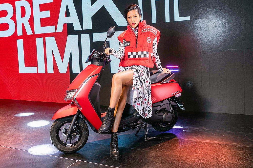 動力更大的新Yamaha Limi,建議售價為72,000元台幣。 圖/Yama...