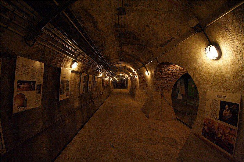 下水道博物館是市區底下的另一個世界 /來源:wikipedia