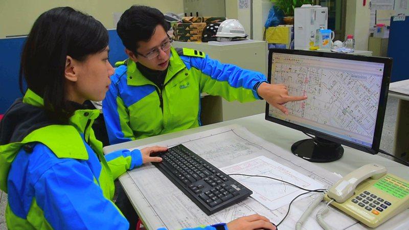 台北自來水事業處今年度擴大徵才,預計今年4月到5月間辦理新進職員(工)甄試。圖/北水處提供