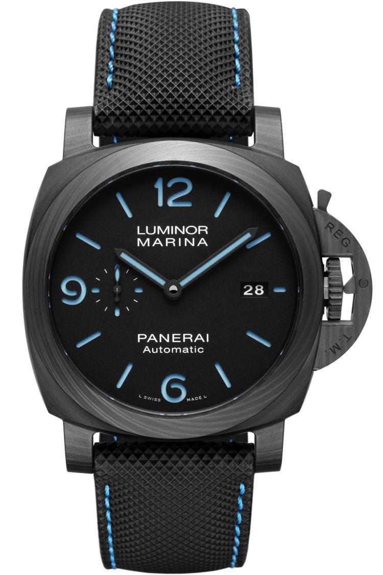 PANERAI,Luminor Marina Carbotechtm碳纖維腕表,...