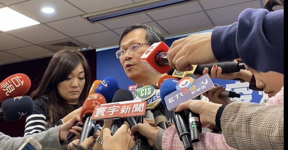 指揮中心監測應變官莊人祥表示,台灣仍採核酸檢測結果做為確診依據。 圖/聯合報系資料照片
