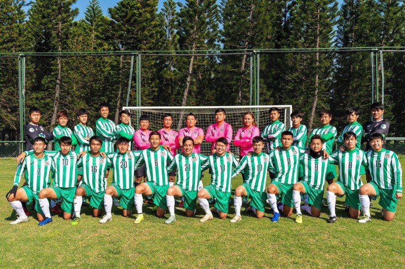 高市台電隊與蒙古的亞足聯盃延期至4月。圖/中華足球協會提供
